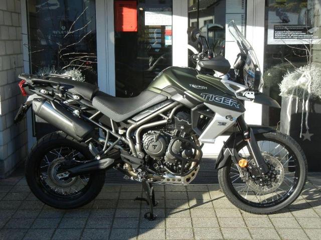 Motorrad kaufen TRIUMPH Tiger 800 XCA Neufahrzeug