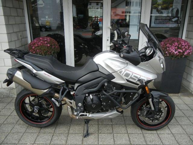 Motorrad kaufen TRIUMPH Tiger 1050 Sport ABS Occasion