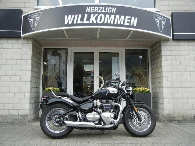 Motorrad kaufen TRIUMPH Bonneville 1200 Speedmaster Occasion