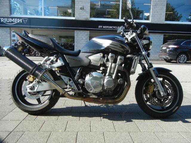 Motorrad kaufen HONDA CB 1300 A ABS Occasion