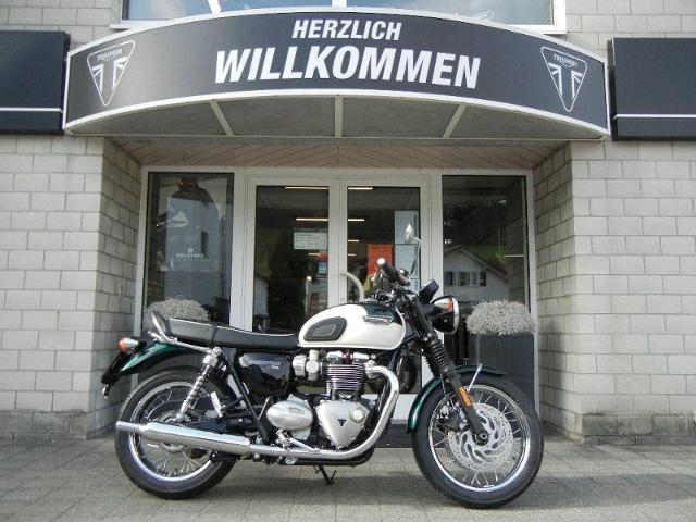 Motorrad kaufen TRIUMPH Bonneville T120 1200 Neufahrzeug