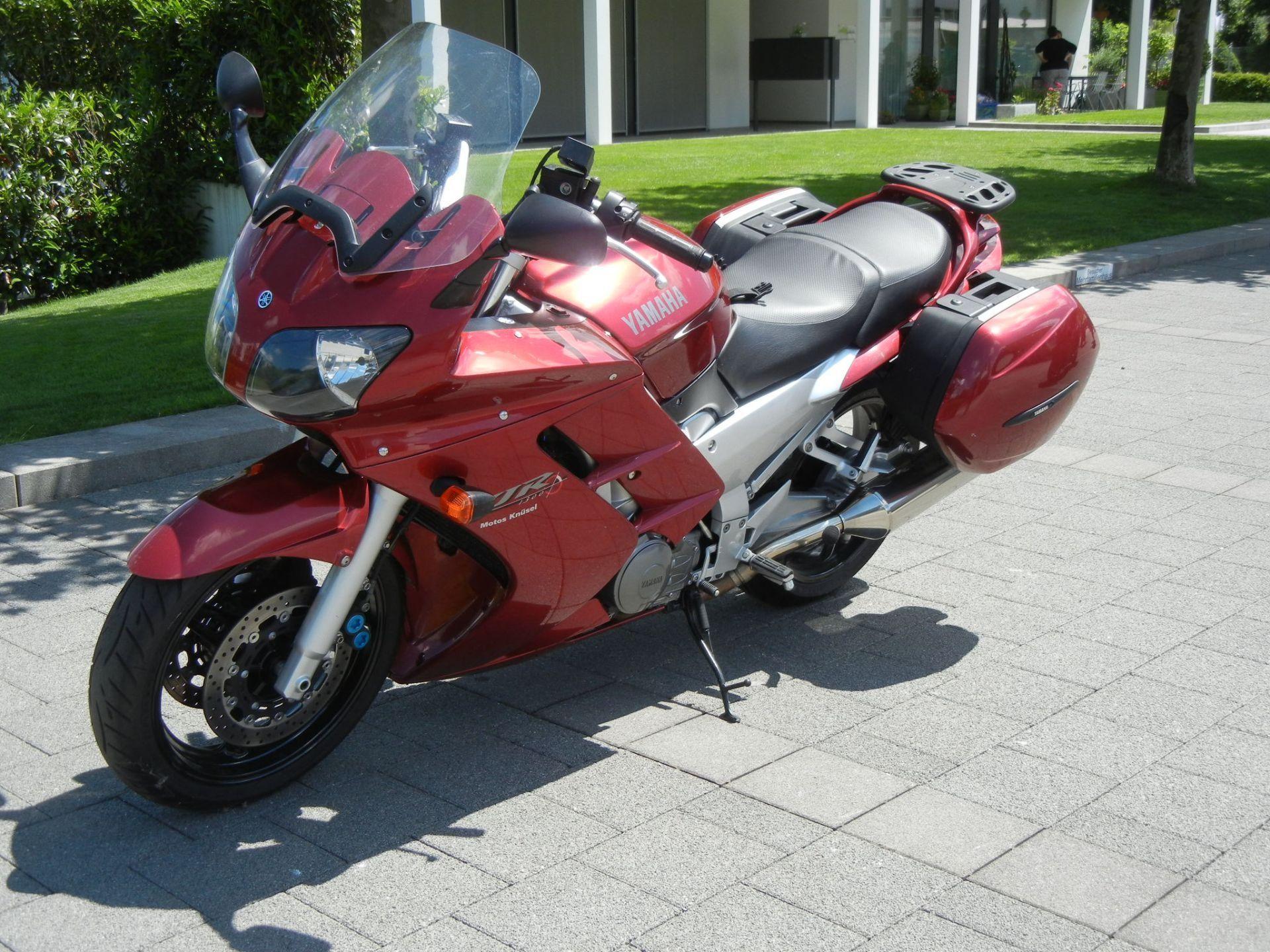 motorrad occasion kaufen yamaha fjr 1300 iff motorcycles ag gettnau. Black Bedroom Furniture Sets. Home Design Ideas
