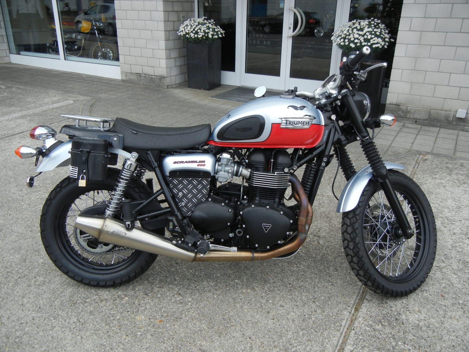 moto occasioni acquistare triumph scrambler 900 iff motorcycles ag gettnau. Black Bedroom Furniture Sets. Home Design Ideas