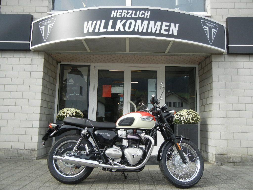 Buy Motorbike New Vehiclebike Triumph Bonneville T100 900 Abs Iff