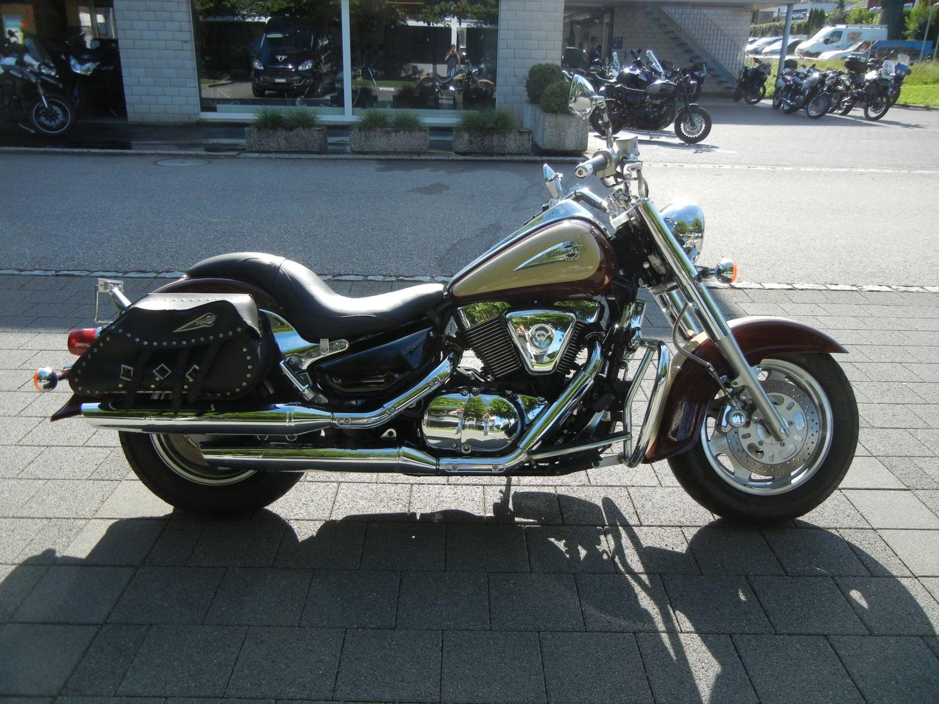 moto occasions acheter suzuki vl 1500 intruder iff motorcycles ag gettnau. Black Bedroom Furniture Sets. Home Design Ideas