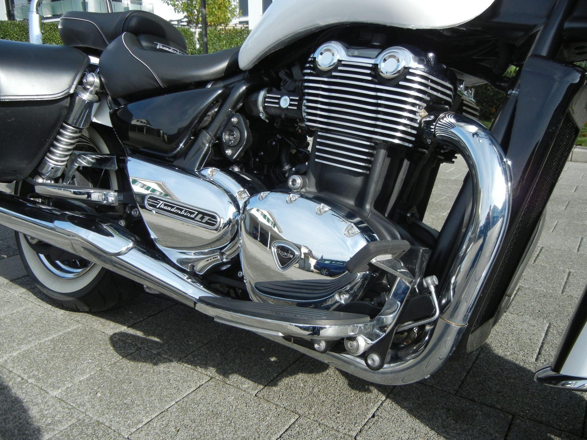 moto occasions acheter triumph thunderbird 1700 abs lt iff motorcycles ag gettnau. Black Bedroom Furniture Sets. Home Design Ideas