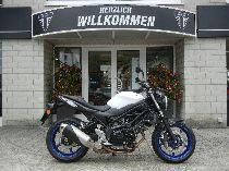 Motorrad kaufen Occasion SUZUKI SV 650 A ABS (naked)
