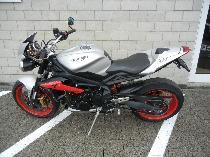 Motorrad kaufen Occasion TRIUMPH Street Triple 675 RX ABS (naked)