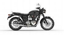 Rent a motorbike TRIUMPH Bonneville T120 1200 ABS (Retro)