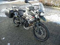 Motorrad kaufen Occasion TRIUMPH Tiger 800 XCA ABS (enduro)