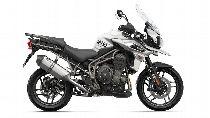 Motorrad Mieten & Roller Mieten TRIUMPH Tiger 1200 XRT (Enduro)