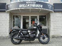 Töff kaufen TRIUMPH Bonneville T100 900 Black Retro
