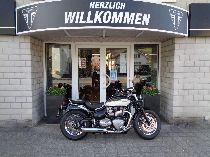 Motorrad Mieten & Roller Mieten TRIUMPH Bonneville 1200 Speedmaster (Retro)