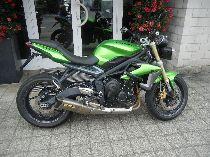 Motorrad kaufen Occasion TRIUMPH Street Triple 675 (naked)