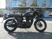 Töff kaufen TRIUMPH Bonneville T100 900 Black ABS Retro