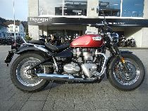 Motorrad kaufen Vorführmodell TRIUMPH Bonneville 1200 Speedmaster (retro)