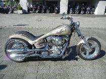Motorrad kaufen Occasion HARLEY-DAVIDSON FXST 1450 Softail Standard (custom)