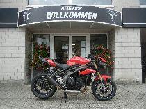 Motorrad kaufen Occasion TRIUMPH Speed Triple 1050 S ABS (naked)