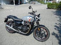 Motorrad kaufen Vorführmodell TRIUMPH Street Twin 900 ABS (retro)