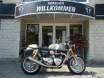 Motorrad kaufen Vorführmodell TRIUMPH Thruxton 1200 R ABS (retro)