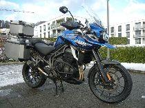 Motorrad kaufen Occasion TRIUMPH Tiger Explorer 1200 XR ABS (enduro)