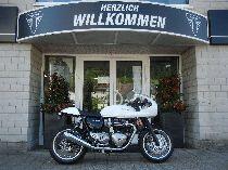 Motorrad kaufen Occasion TRIUMPH Thruxton 1200 ABS (retro)