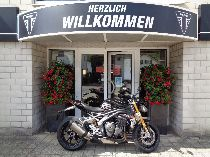 Motorrad kaufen Occasion TRIUMPH Speed Triple 1200 RS (naked)