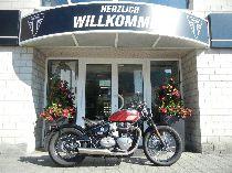 Motorrad kaufen Occasion TRIUMPH Bonneville 1200 Bobber (retro)