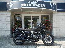 Motorrad kaufen Neufahrzeug TRIUMPH Bonneville T120 1200 Black ABS (retro)