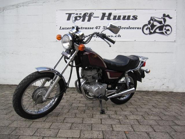 Motorrad kaufen HONDA CM 125 C Occasion