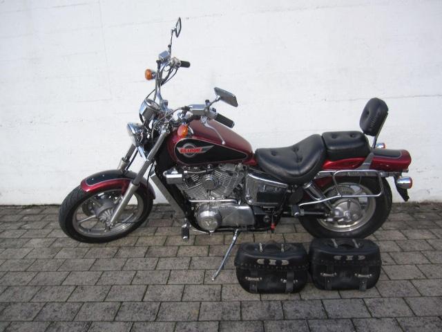 Motorrad kaufen HONDA VT 1100 C Shadow Occasion