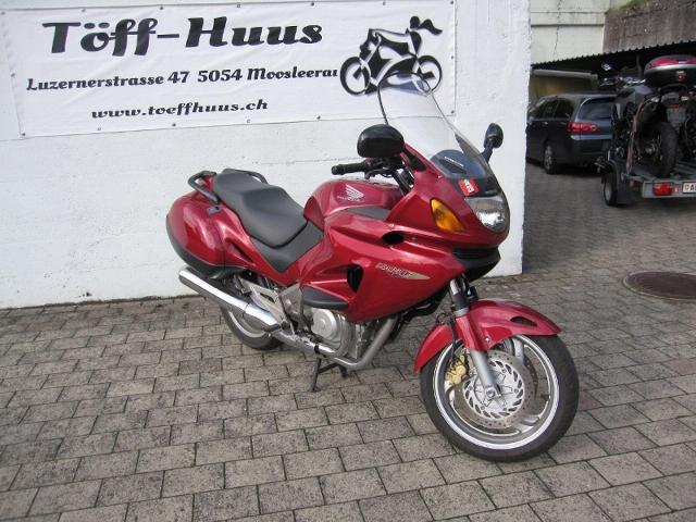 Motorrad kaufen HONDA NT 650 V Deauville Occasion