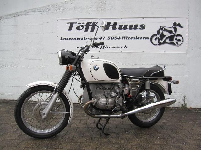 Motorrad kaufen BMW R50/5 Oldtimer