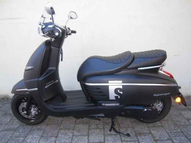 Motorrad kaufen PEUGEOT Django 150 ABS Occasion