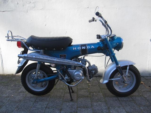 Motorrad kaufen HONDA ST 50 Oldtimer