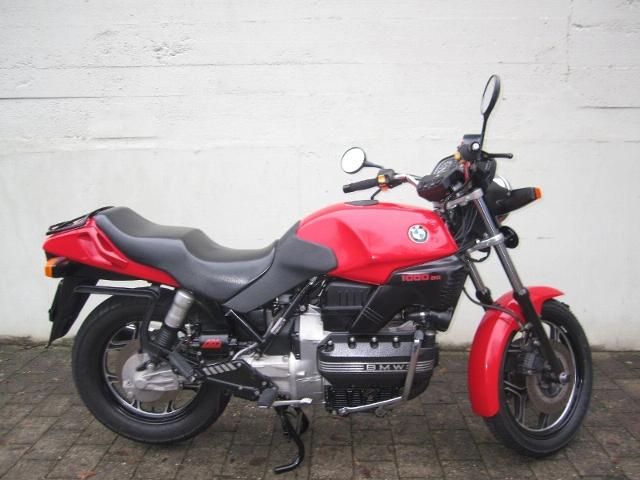 Motorrad kaufen BMW K 100 ABS Occasion