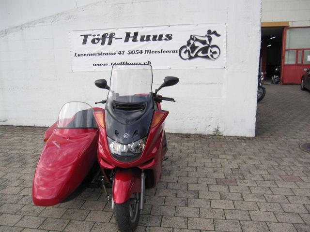 Motorrad kaufen YAMAHA YP 250 Majesty Seitenwagen Occasion