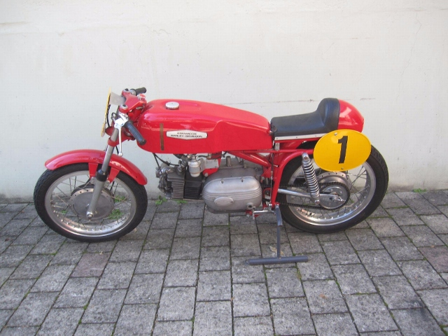 Motorrad kaufen AERMACCHI Harley-Davidson Oldtimer