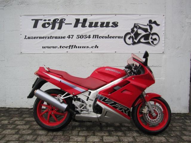 Motorrad kaufen HONDA VFR 750 F Occasion
