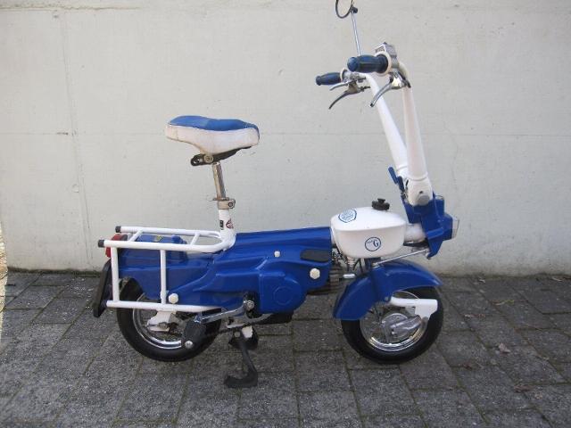 Motorrad kaufen MOTOGOZIELLA Cheeky-Boy Occasion