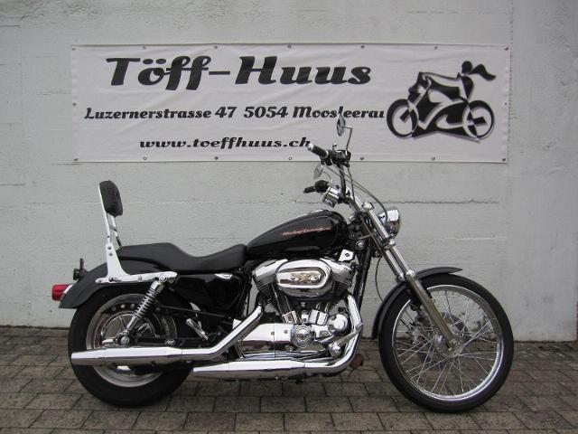 Motorrad kaufen HARLEY-DAVIDSON XLH 883 53C Sportster Occasion