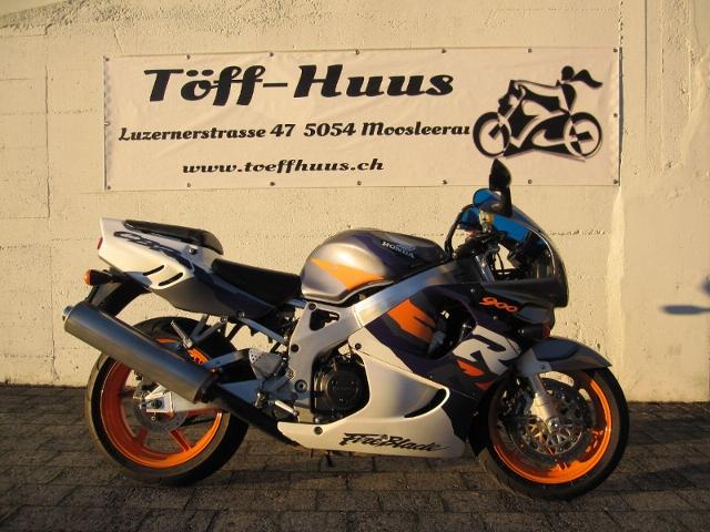 Motorrad kaufen HONDA CBR 900 RR Fireblade Occasion