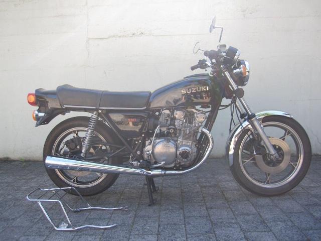 Motorrad kaufen SUZUKI GS 550 E Occasion