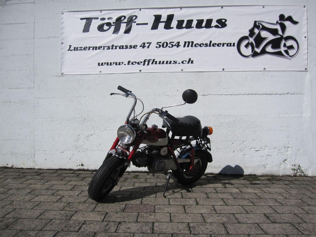Motorrad kaufen HONDA Z50A Monkey Oldtimer