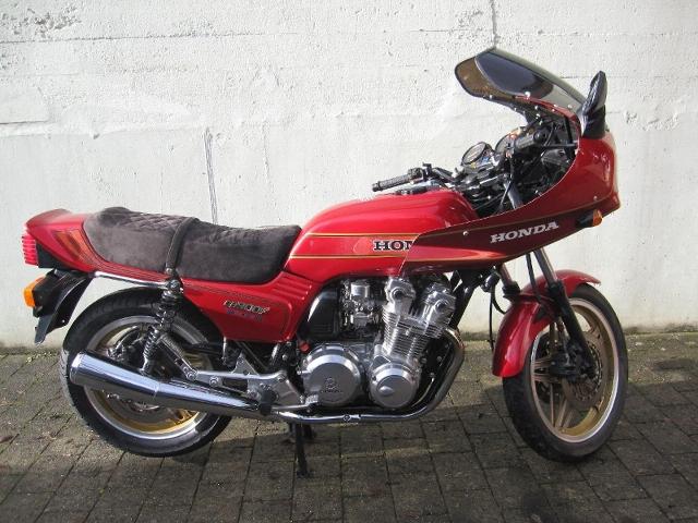 Motorrad kaufen HONDA CB 900 FC Bol d´Or Occasion