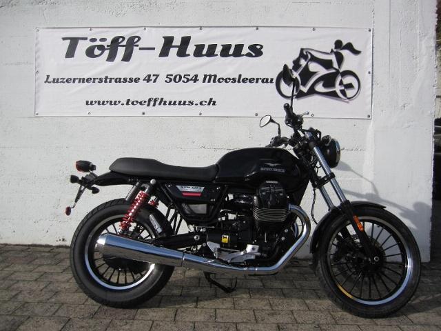 Motorrad kaufen MOTO GUZZI V9 Roamer ABS Strada Limited Occasion