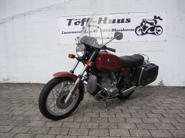 Motorrad kaufen BMW R 45 Oldtimer