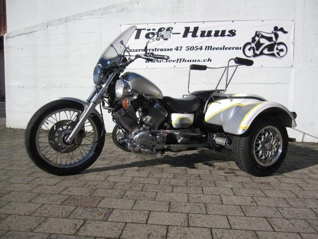 Motorrad kaufen RUEEGG RXV 535 Occasion