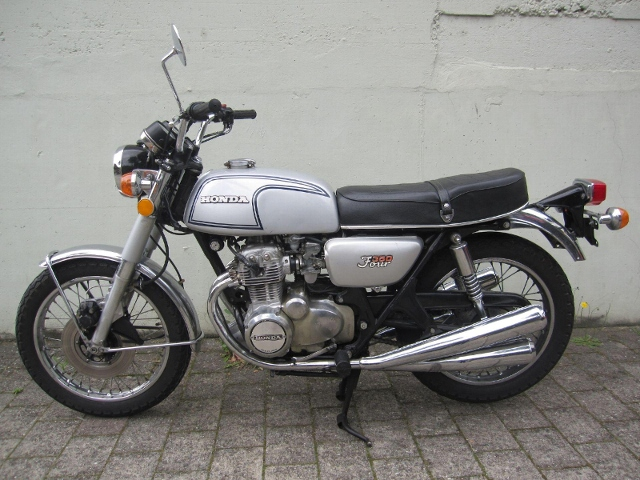 Motorrad kaufen HONDA CB 350 Four Oldtimer