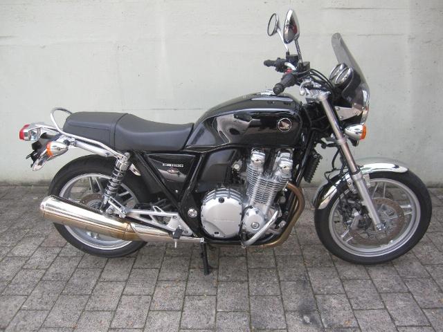 Motorrad kaufen HONDA CB 1100 A ABS Occasion